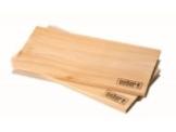 Räucherbretter - Zedernholz 2 Stück Größe:klein